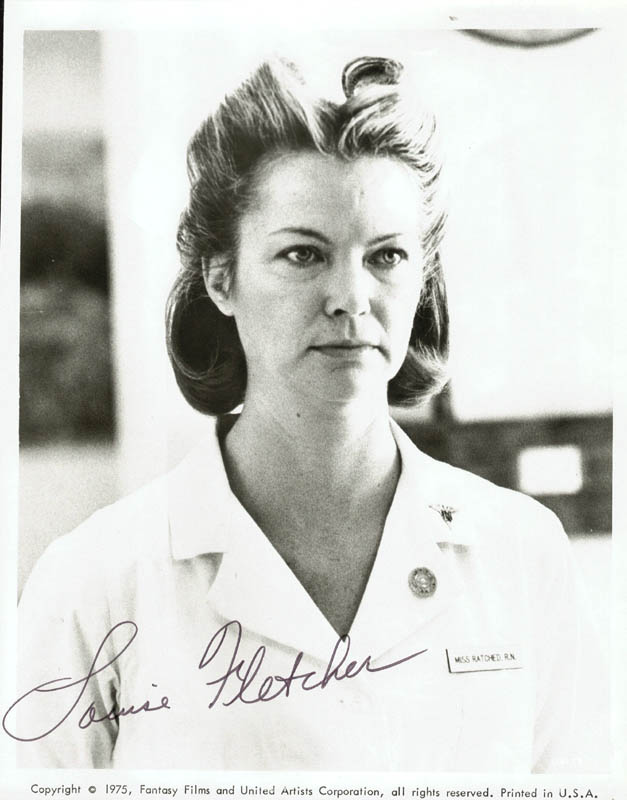 Image 1 for Louise Fletcher - Autographed Signed Photograph - HFSID 198507