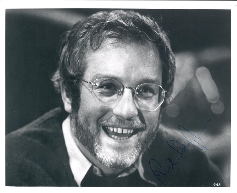 Image 1 for Richard Dreyfuss - Autographed Signed Photograph - HFSID 198571