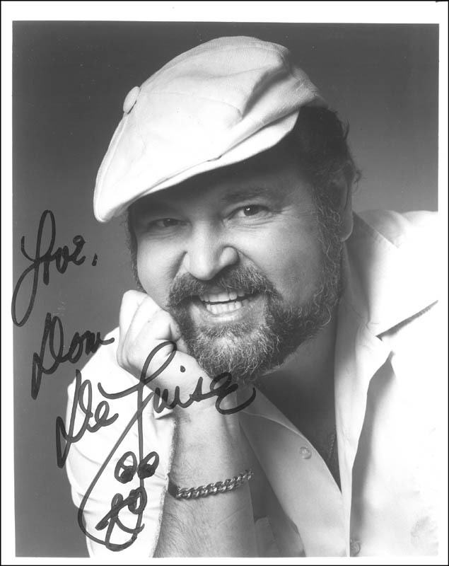 Image 1 for Dom Deluise - Autographed Signed Photograph - HFSID 198658