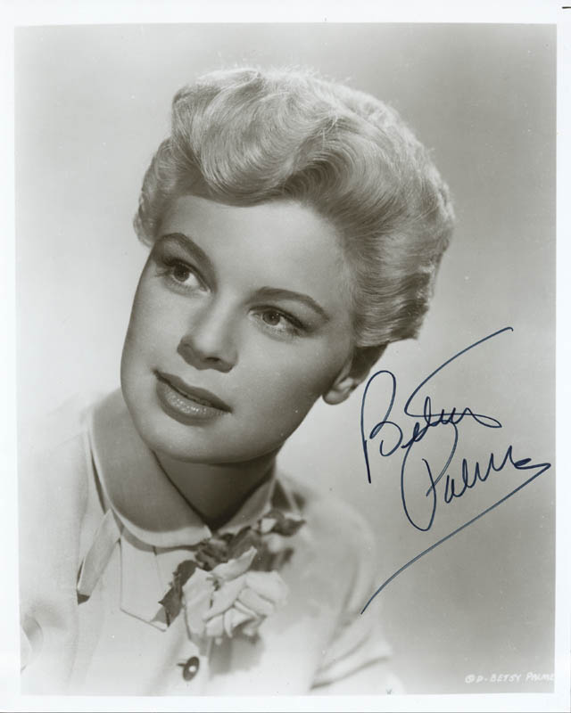 Image 1 for Betsy Palmer - Autographed Signed Photograph - HFSID 198952