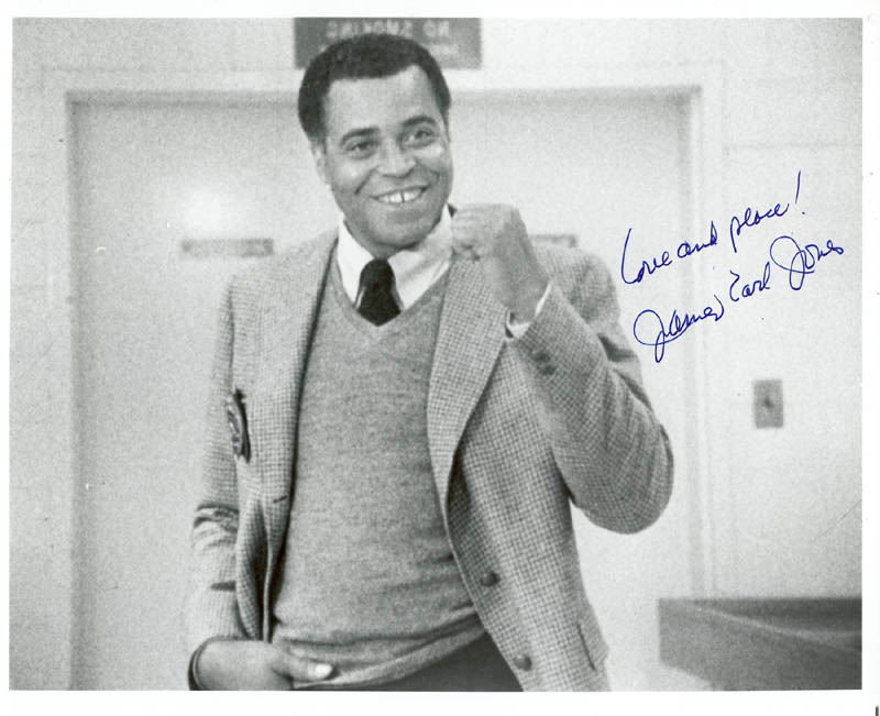 Image 1 for James Earl Jones - Autographed Signed Photograph - HFSID 199011
