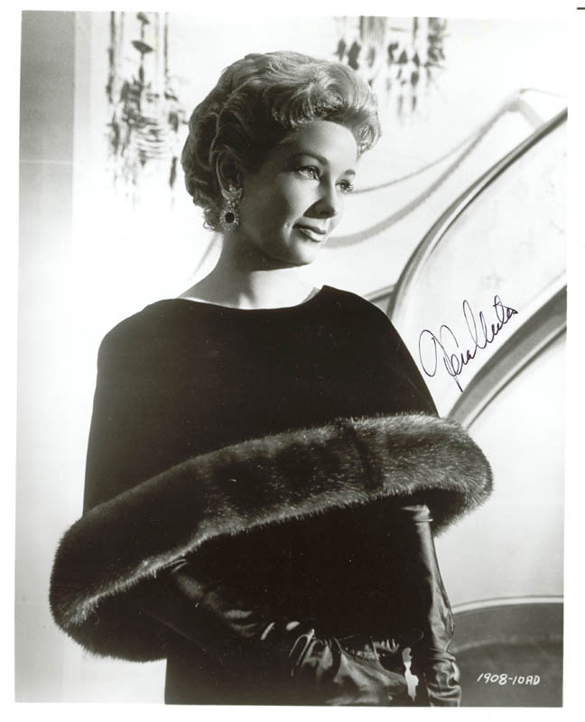 Image 1 for Vera Miles - Autographed Signed Photograph - HFSID 199273