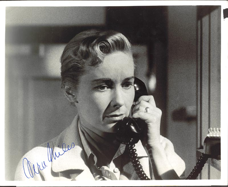 Image 1 for Vera Miles - Autographed Signed Photograph - HFSID 199332