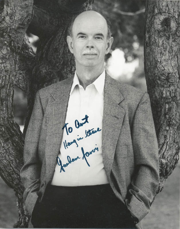 Image 1 for Graham Jarvis - Autographed Inscribed Photograph - HFSID 199369