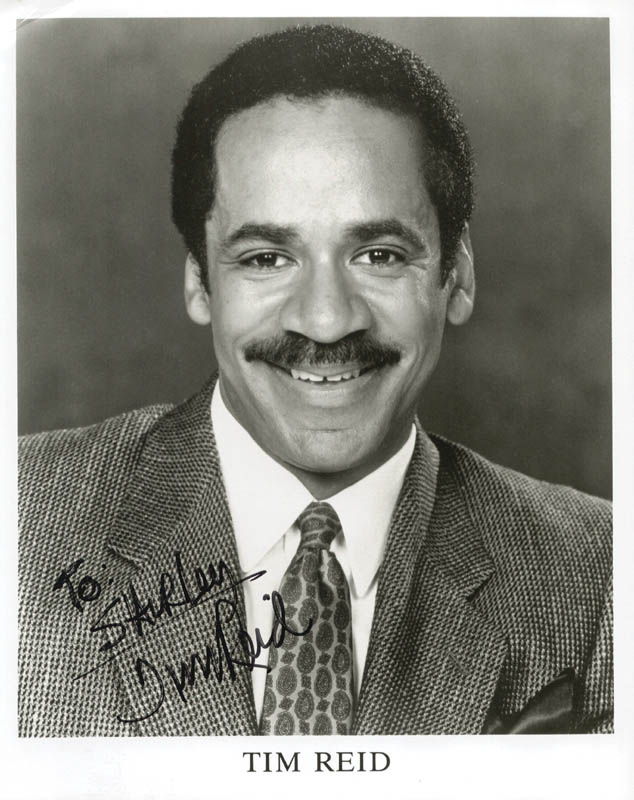 Image 1 for Tim Reid - Autographed Inscribed Photograph - HFSID 199380