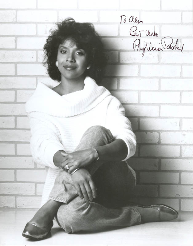 Image 1 for Phylicia Rashad - Autographed Inscribed Photograph - HFSID 199477
