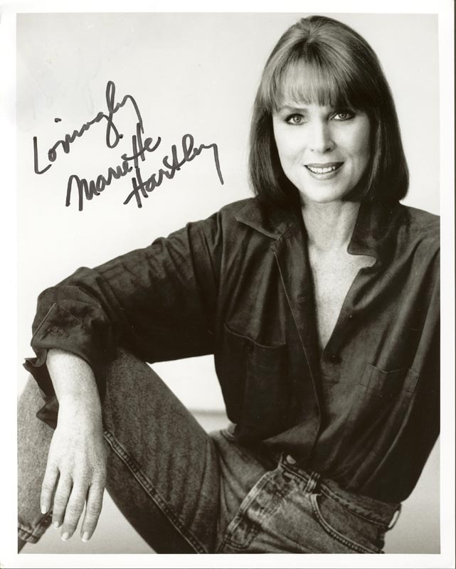 Image 1 for Mariette Hartley - Autographed Signed Photograph - HFSID 199495