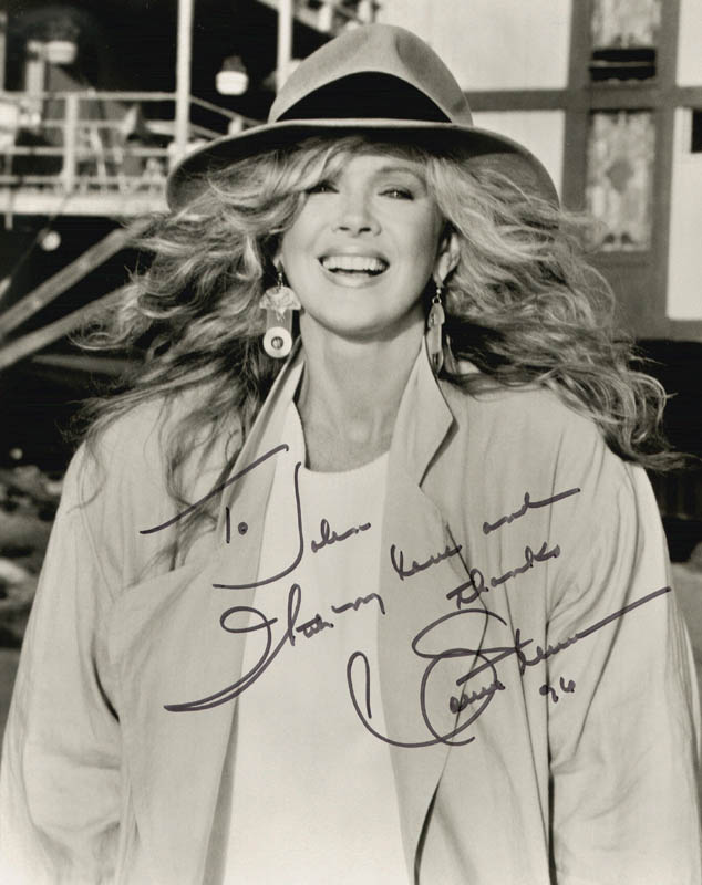 Image 1 for Connie Stevens - Autographed Inscribed Photograph 1996 - HFSID 199558