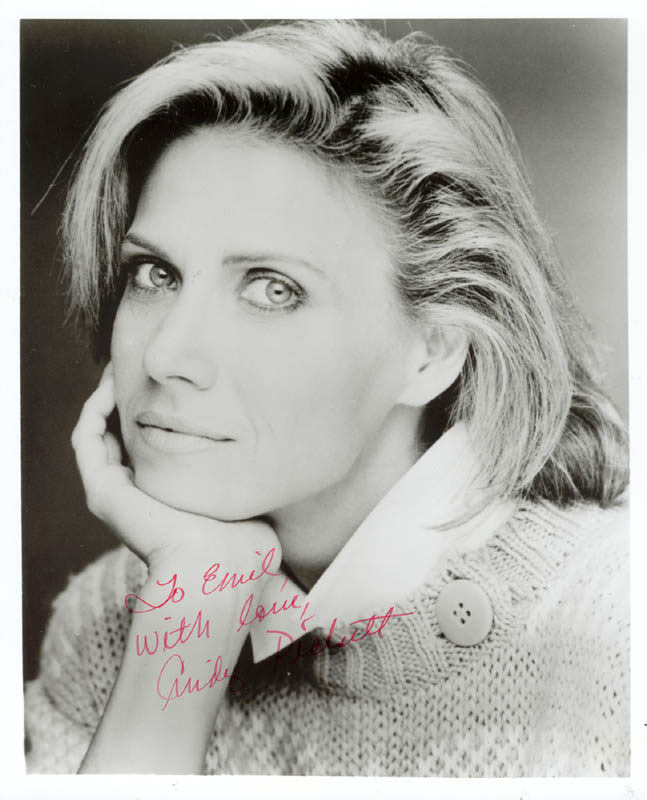 Image 1 for Cindy Pickett - Autographed Inscribed Photograph - HFSID 199633