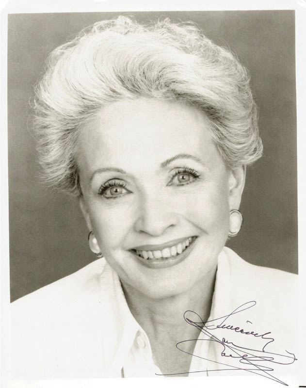 Image 1 for Jane Powell - Autographed Signed Photograph - HFSID 200155