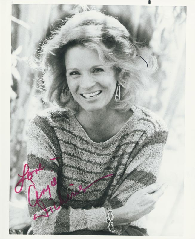 Image 1 for Angie Dickinson - Autographed Signed Photograph - HFSID 200390