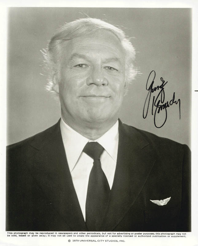 Image 1 for George Kennedy - Autographed Signed Photograph - HFSID 200463