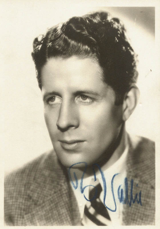 Image 1 for Rudy Vallee - Autographed Signed Photograph - HFSID 200630