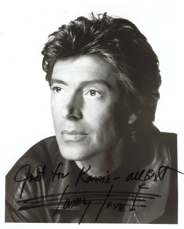 Image 1 for Tommy Tune - Autographed Inscribed Photograph - HFSID 201217