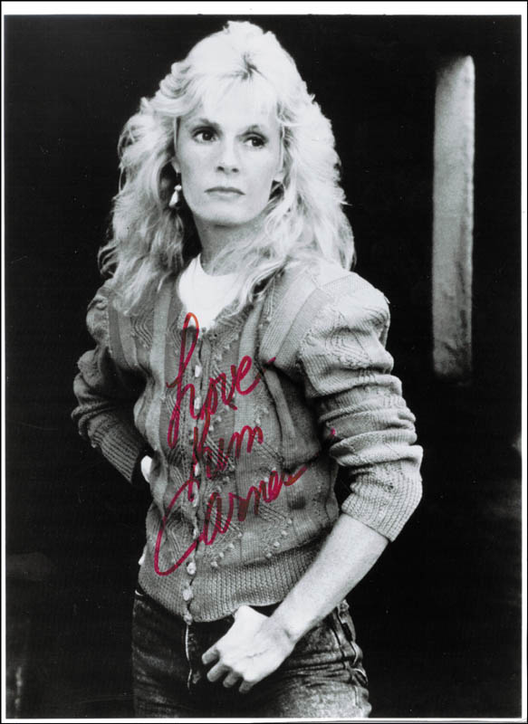Image 1 for Kim Carnes - Autographed Signed Photograph - HFSID 201267