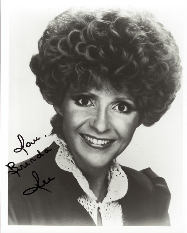 Image 1 for Brenda Lee - Autographed Signed Photograph - HFSID 201282