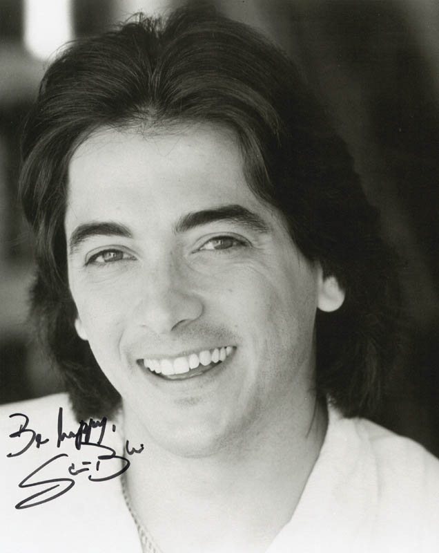 Image 1 for Scott Baio - Autographed Signed Photograph - HFSID 202787
