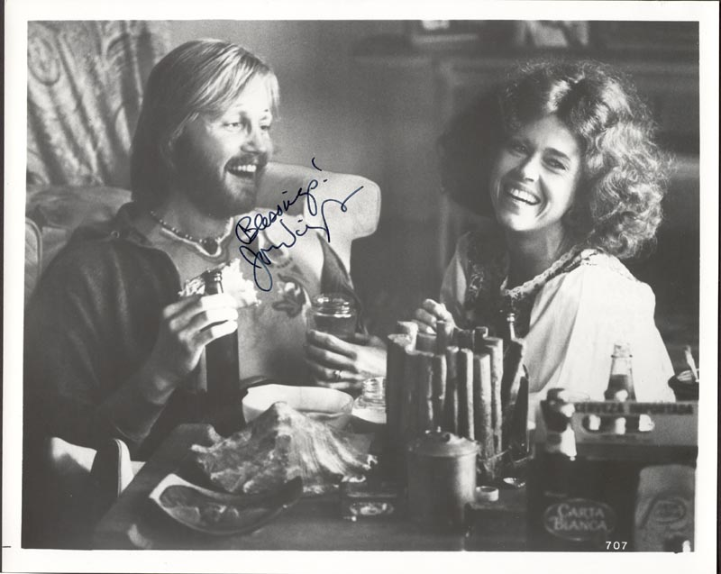 Image 1 for Jon Voight - Autographed Signed Photograph - HFSID 20315