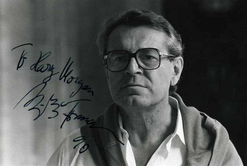 Image 1 for Milos Forman - Autographed Inscribed Photograph 1990 - HFSID 203268