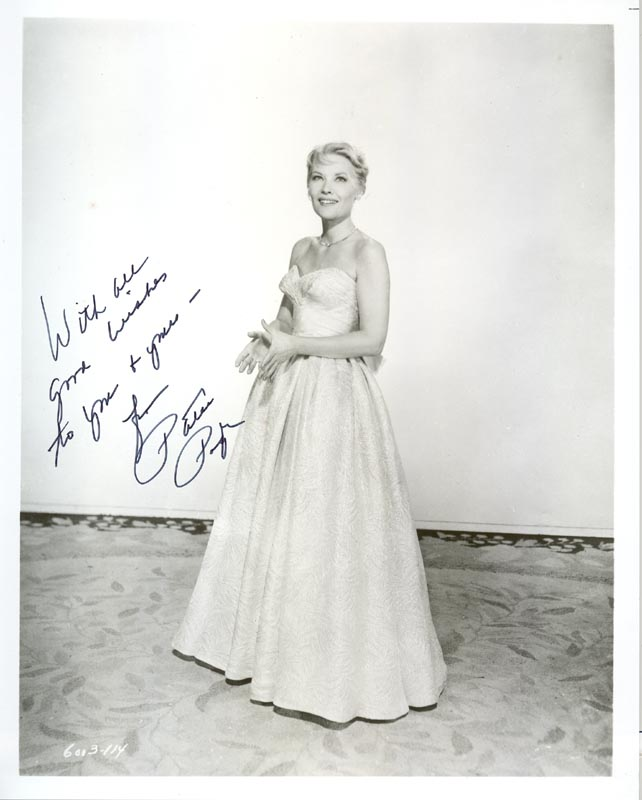 Image 1 for Patti Page - Autographed Signed Photograph - HFSID 203325