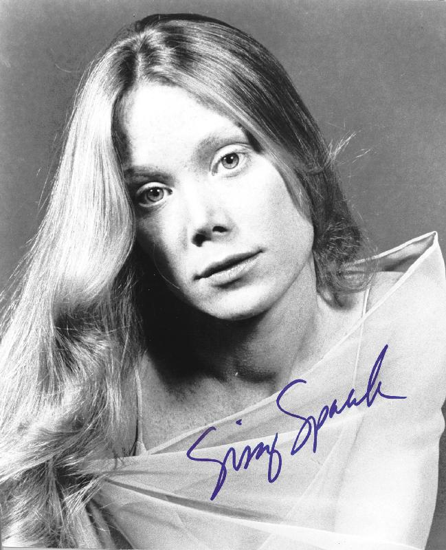 Image 1 for Sissy Spacek - Autographed Signed Photograph - HFSID 20336