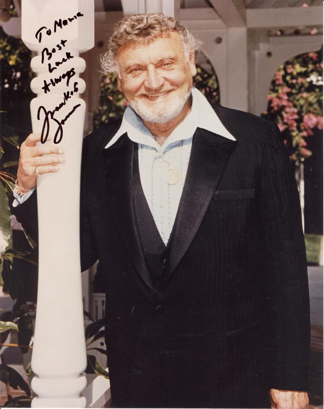 Image 1 for Frankie Laine - Autographed Inscribed Photograph - HFSID 203383