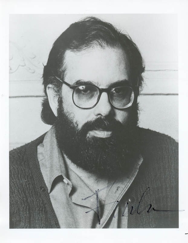Image 1 for Francis Ford Coppola - Autographed Signed Photograph - HFSID 20399