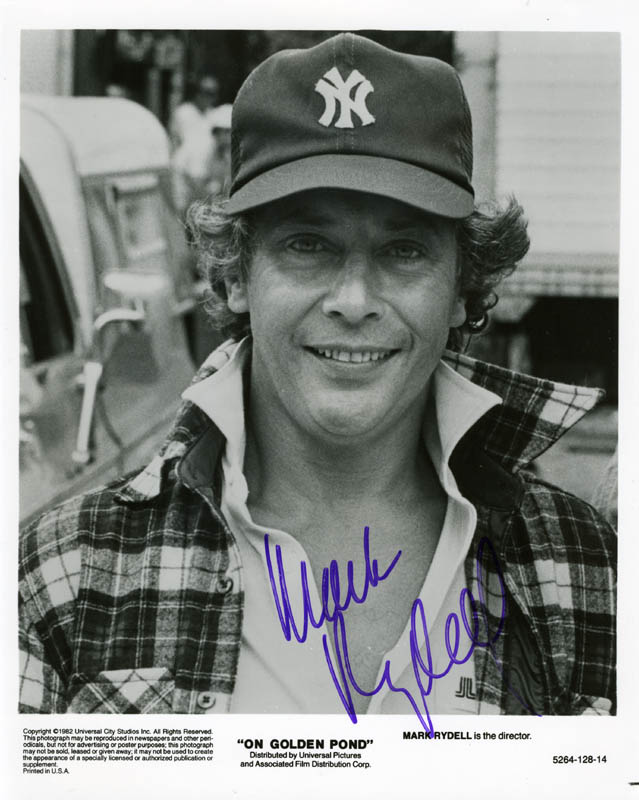 Image 1 for Mark Rydell - Autographed Signed Photograph - HFSID 20402