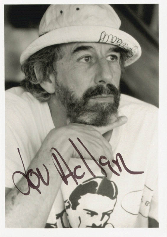Image 1 for Lou Adler - Autographed Signed Photograph - HFSID 204818