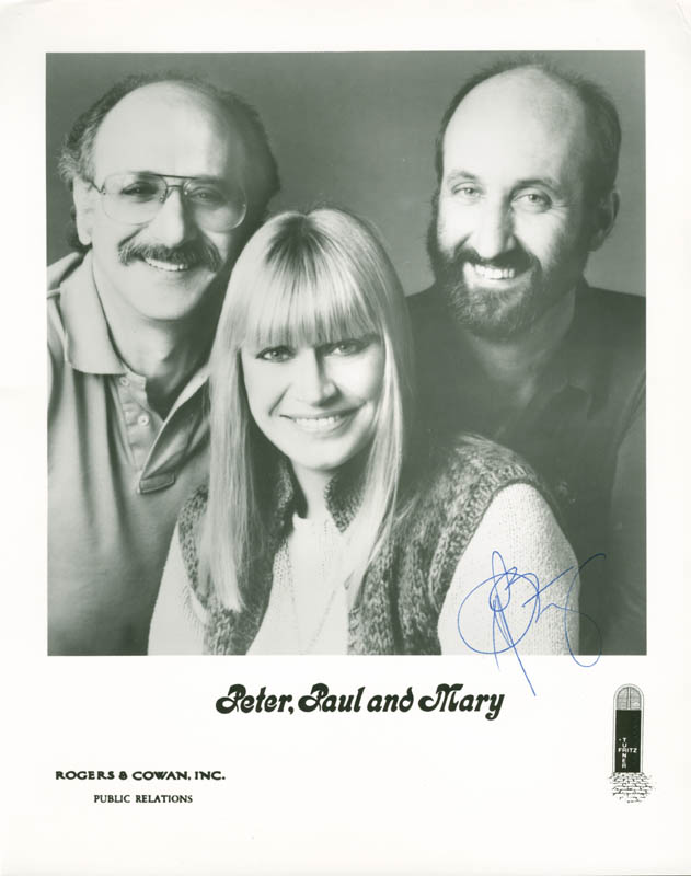 peter paul and mary history