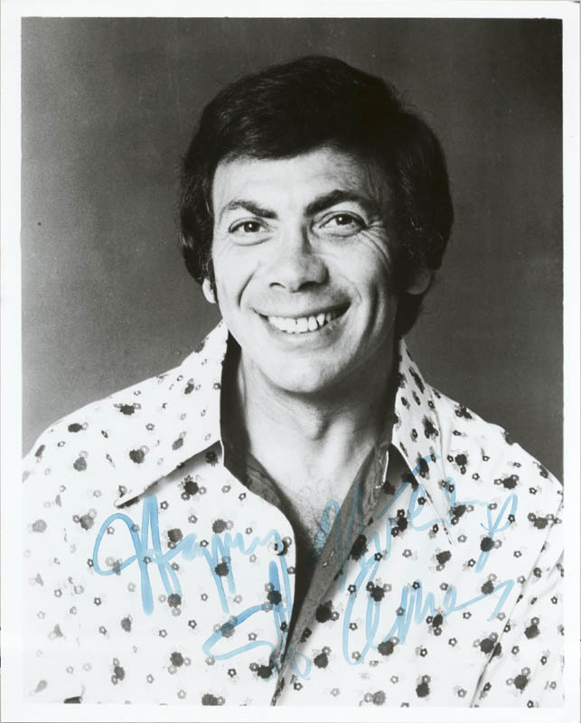 Image 1 for Ed Ames - Autographed Signed Photograph - HFSID 205510