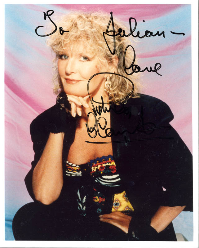 Image 1 for Petula Clark - Autographed Signed Photograph - HFSID 205673
