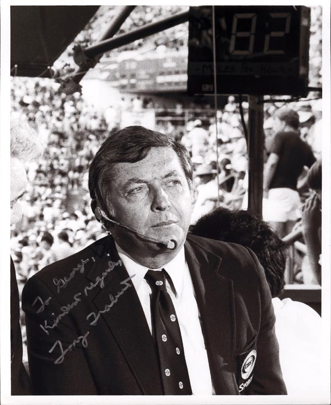Image 1 for Tony Trabert - Autographed Signed Photograph - HFSID 206007