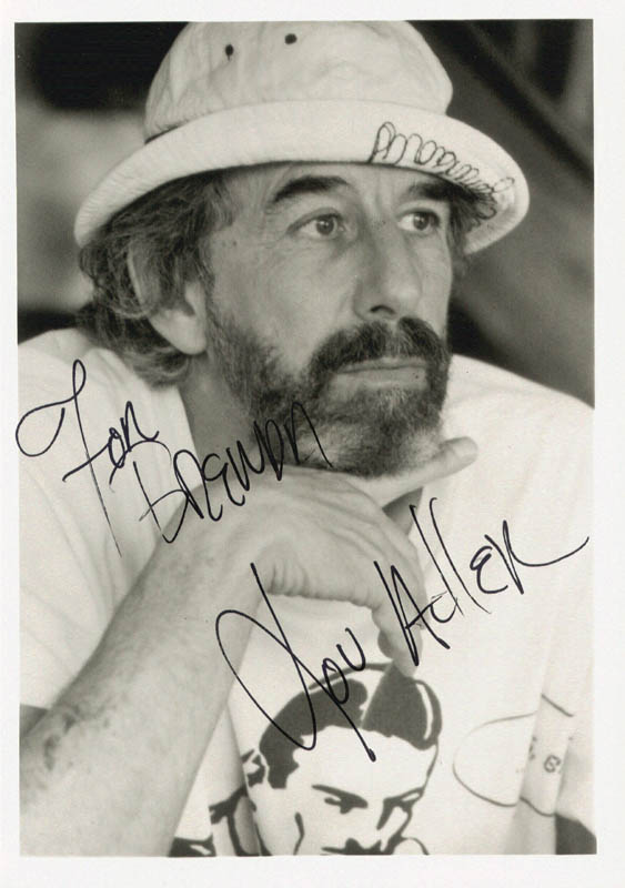 Image 1 for Lou Adler - Autographed Inscribed Photograph - HFSID 206531