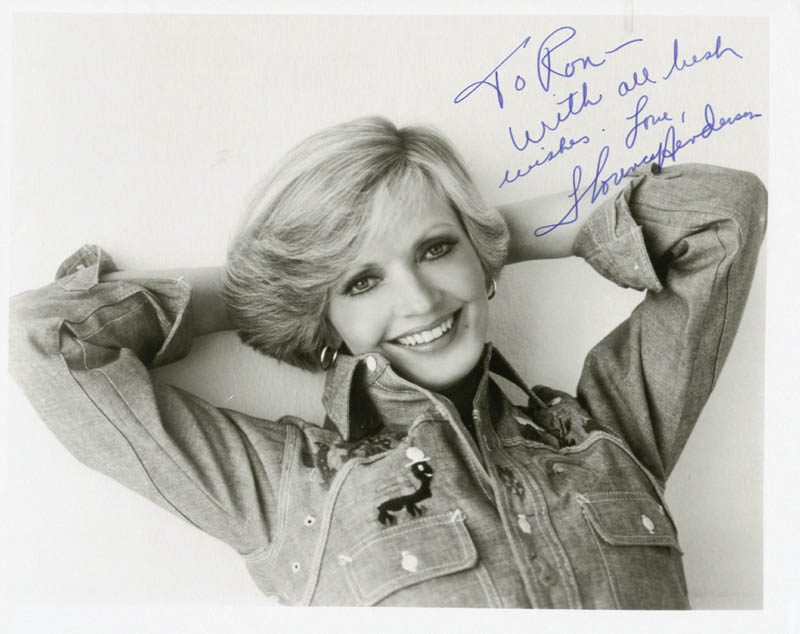 Image 1 for Florence Henderson - Autographed Inscribed Photograph - HFSID 207651