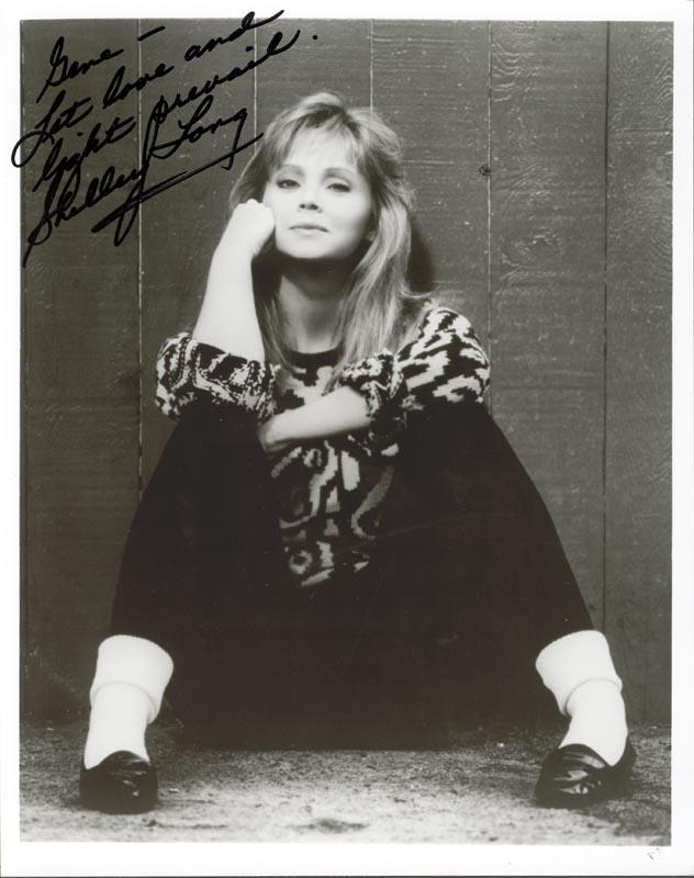 Image 1 for Shelley Long - Autographed Inscribed Photograph - HFSID 207747