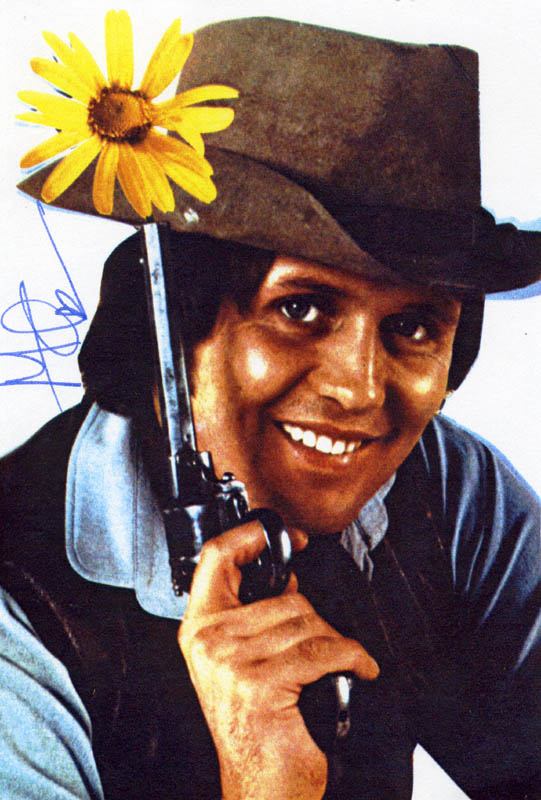 Image 1 for Mark Slade - Autographed Signed Photograph - HFSID 208878