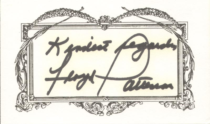 Image 1 for Floyd Patterson - Autograph Sentiment Signed - HFSID 209105