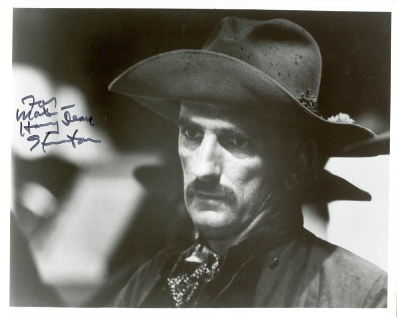 Image 1 for Harry Dean Stanton - Autographed Inscribed Photograph - HFSID 209972