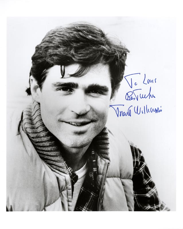 Image 1 for Treat Williams - Autographed Inscribed Photograph - HFSID 209978