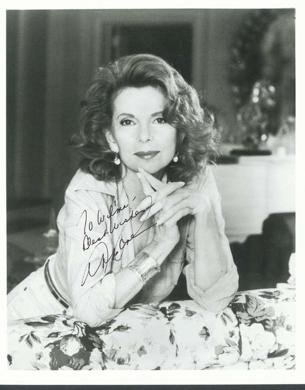 Image 1 for Abbe Lane - Autographed Inscribed Photograph - HFSID 210088