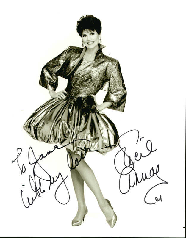 Image 1 for Lucie Arnaz - Autographed Inscribed Photograph - HFSID 210202
