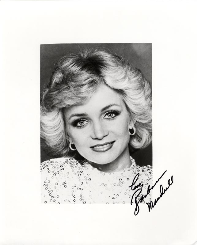 Image 1 for Barbara Mandrell - Autographed Signed Photograph - HFSID 210219