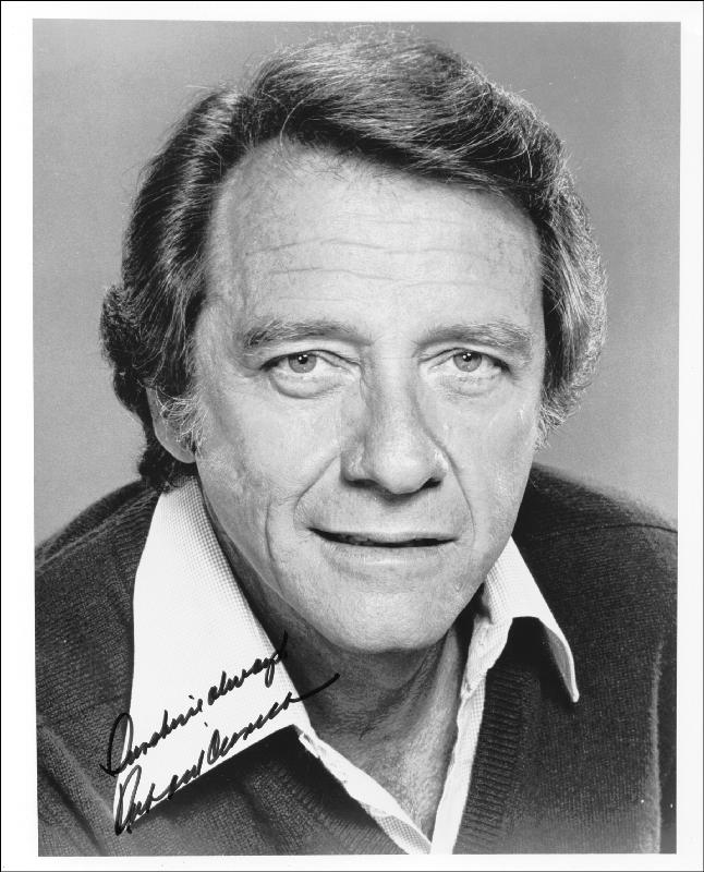 Image 1 for Richard Crenna - Autographed Signed Photograph - HFSID 210489