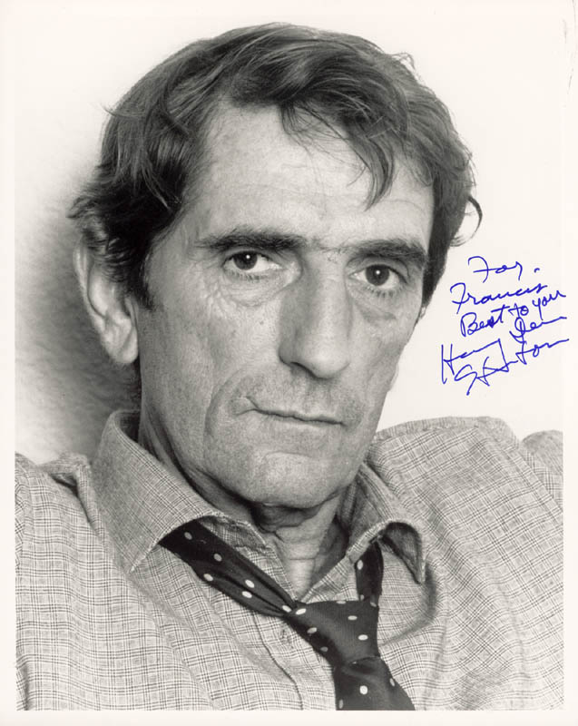 Image 1 for Harry Dean Stanton - Autographed Inscribed Photograph - HFSID 210703