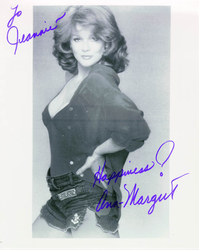 Image 1 for Ann-margret - Autographed Inscribed Photograph - HFSID 210720