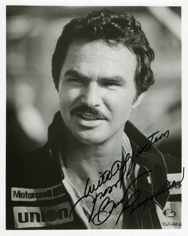 Image 1 for Burt Reynolds - Autographed Signed Photograph - HFSID 211198