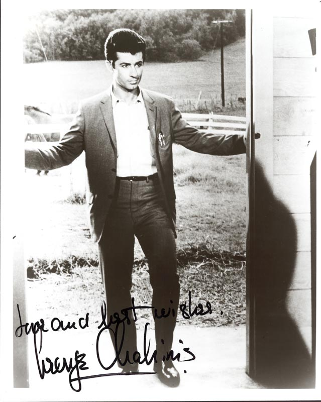 Image 1 for George Chakiris - Autographed Signed Photograph - HFSID 211292