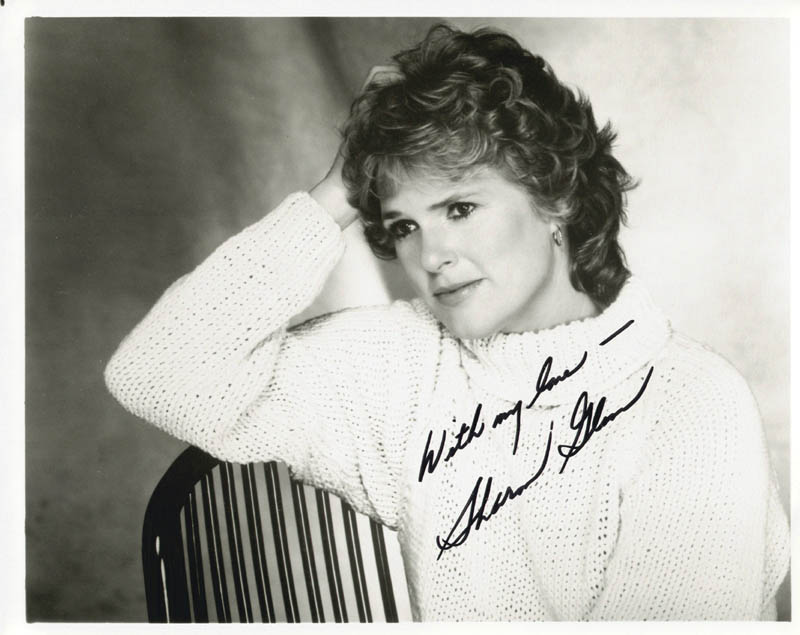 Image 1 for Sharon Gless - Autographed Signed Photograph - HFSID 211333