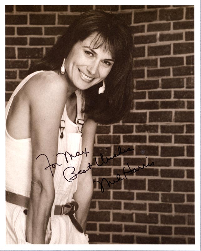 Image 1 for Mel Harris - Autographed Inscribed Photograph - HFSID 211448